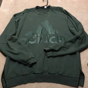 adidas long sleeve crew